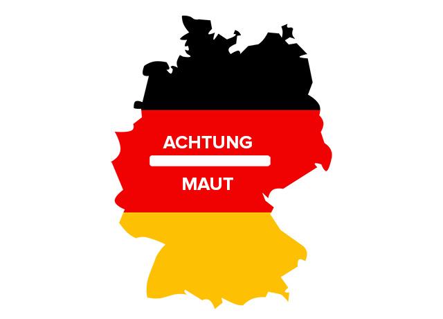 Pkw-Maut in Deutschland für Wohnmobile